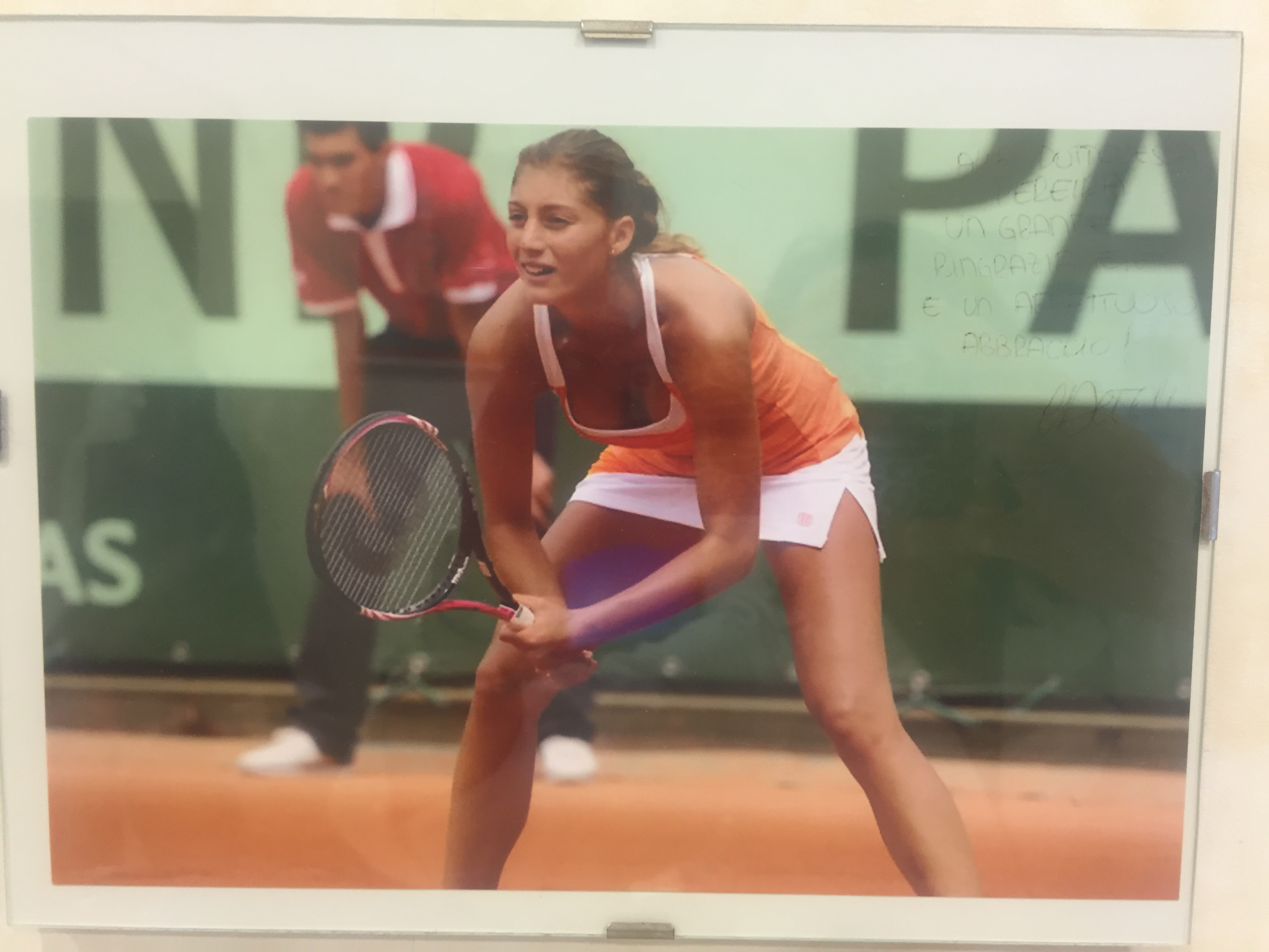 Tennis - PRP