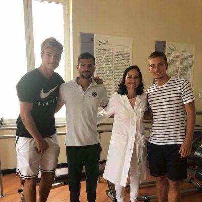 test Sampdoria